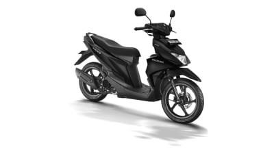 Ini #KerenCaraBaru! Suzuki NEX II, Matic Sporty Desain Futuristik