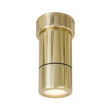 Ennis Brass Ceiling Light