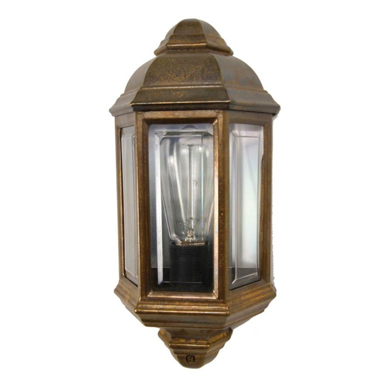 Brent Traditional Outdoor Wall Light IP43