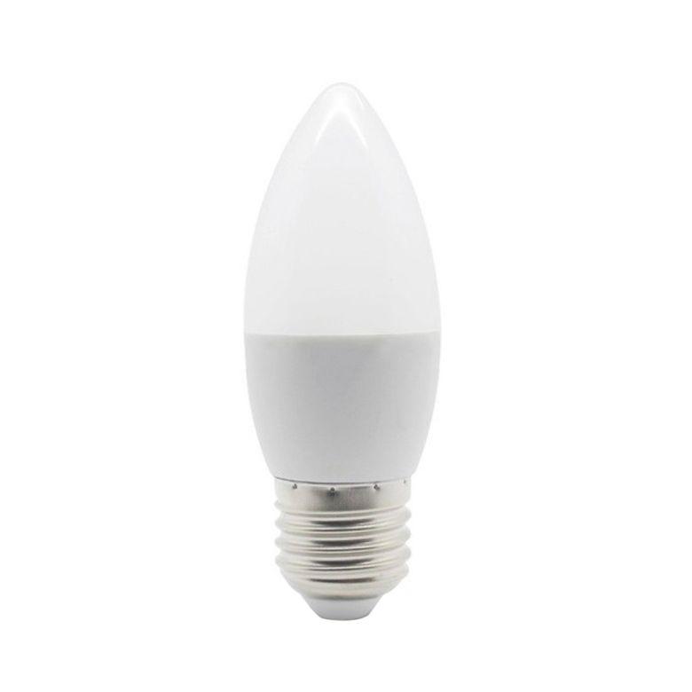 LED Candle Bulb Warm White E27 5W 10cm