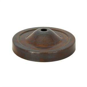 100mm standard pressed wall bracket