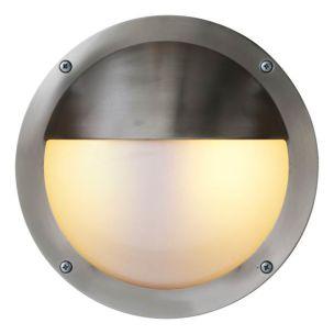 Begawan Outdoor Marine Wall Light 27cm IP54, Polished Chrome