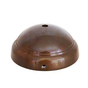 Cast dome wall bracket 11.7cm