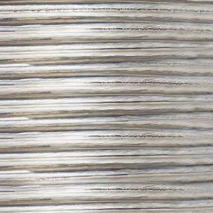 Câble transparent PVC flexible à 2 brins