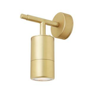 Lynn Wall Light Satin Brass