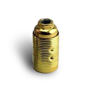 E14 brass lamp holder (SES bulb holder)