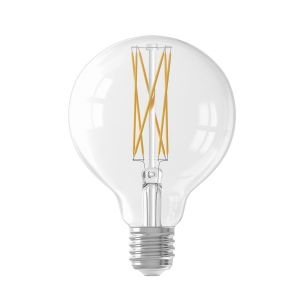 LED XL Round Filament Bulb Dimmable E27 4W 9.5cm
