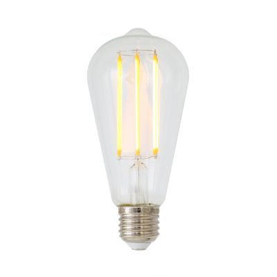 LED Teardrop Filament Bulb Dimmable E27 4W 14cm