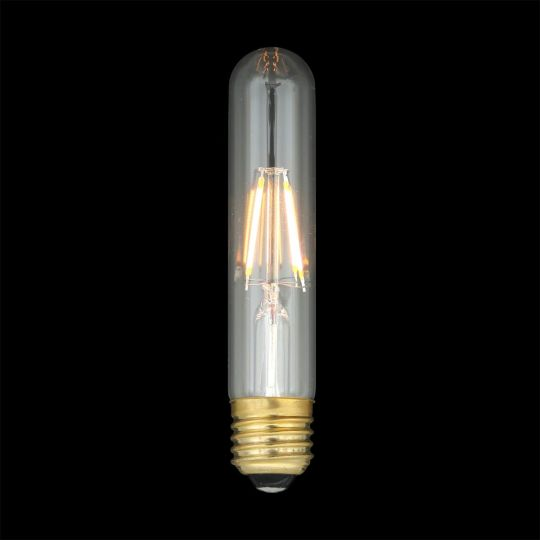LED XL Tube Filament Bulb Dimmable E27 3.5W 13cm