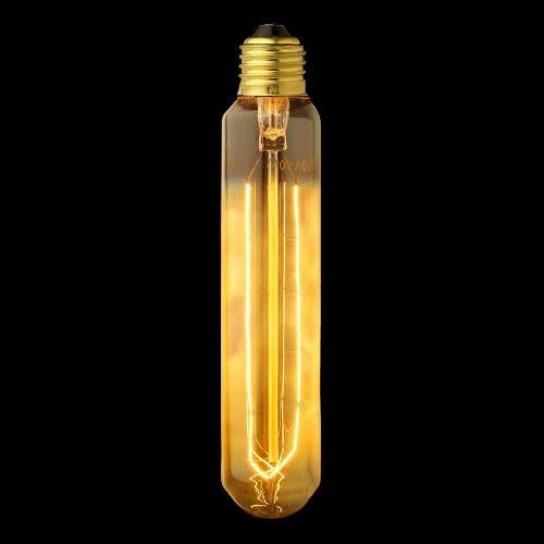 E27 XL tube squirrel cage filament bulb 13.5cm