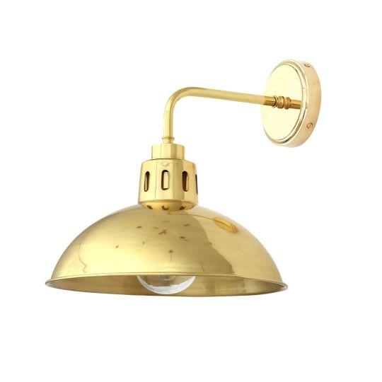 Talise Industrial Bathroom Wall Light 30cm IP65