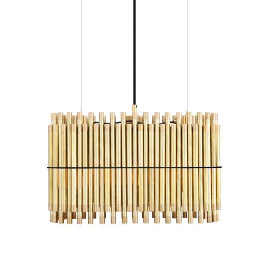Oxfard Oval chandelier