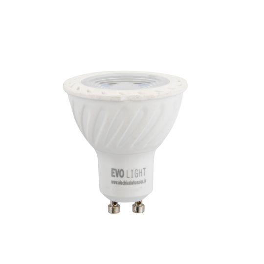 Ampoule à LED gu10 spot lumineux réglable  5w 5.4cm