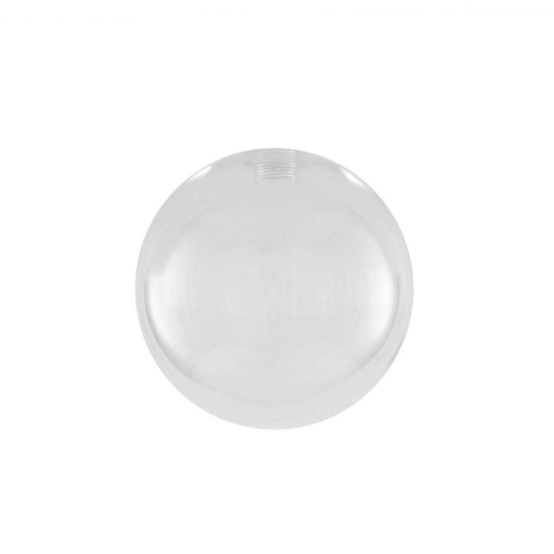 150mm Clear Globe   G9 Internal Thread