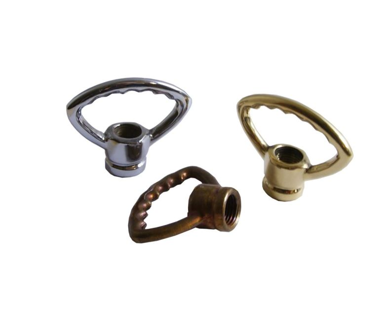 Small Brass Balancing Hook M10