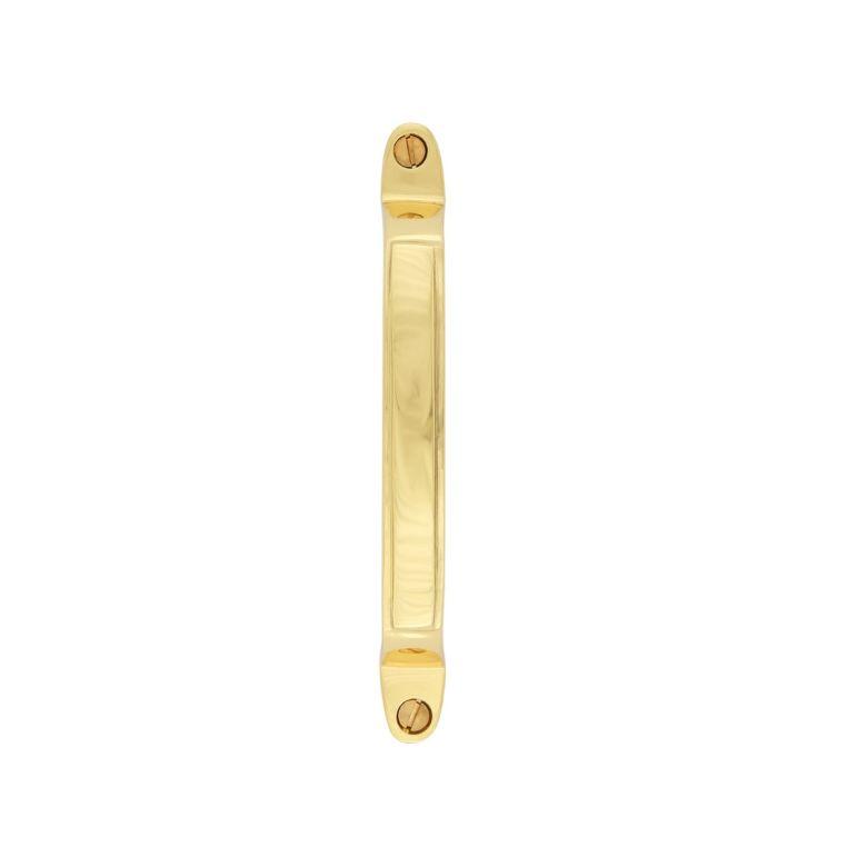 Lismire Brass Pull Handle Large 125mm