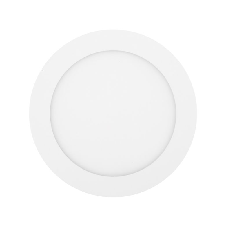 Round Recessed LED Ceiling Light 12W 160mm