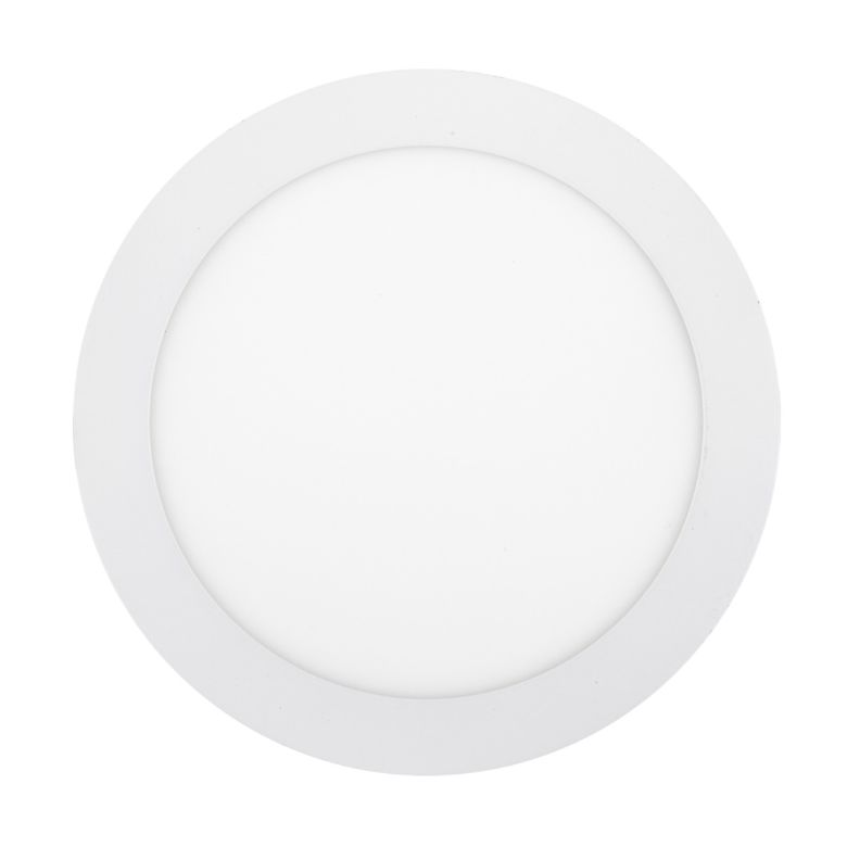 Round Recessed LED Ceiling Light 18W 210mm