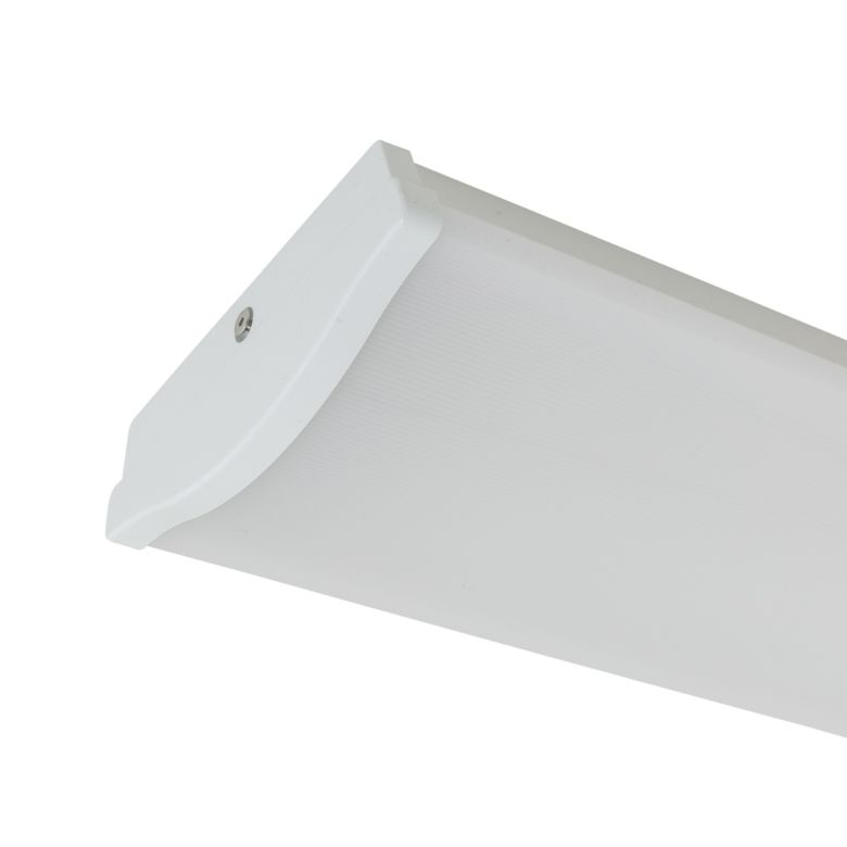 Surface LED Light with Opal Cover 60W IP44 1500mm