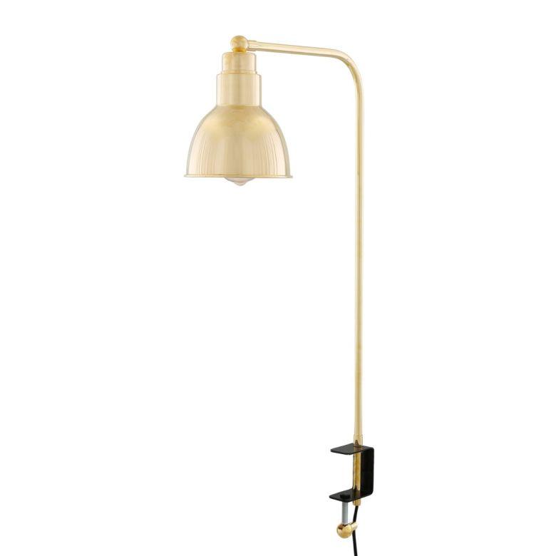 Baku Adjustable Table Lamp with Desk Clamp