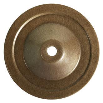 Powder-Coated Bronze