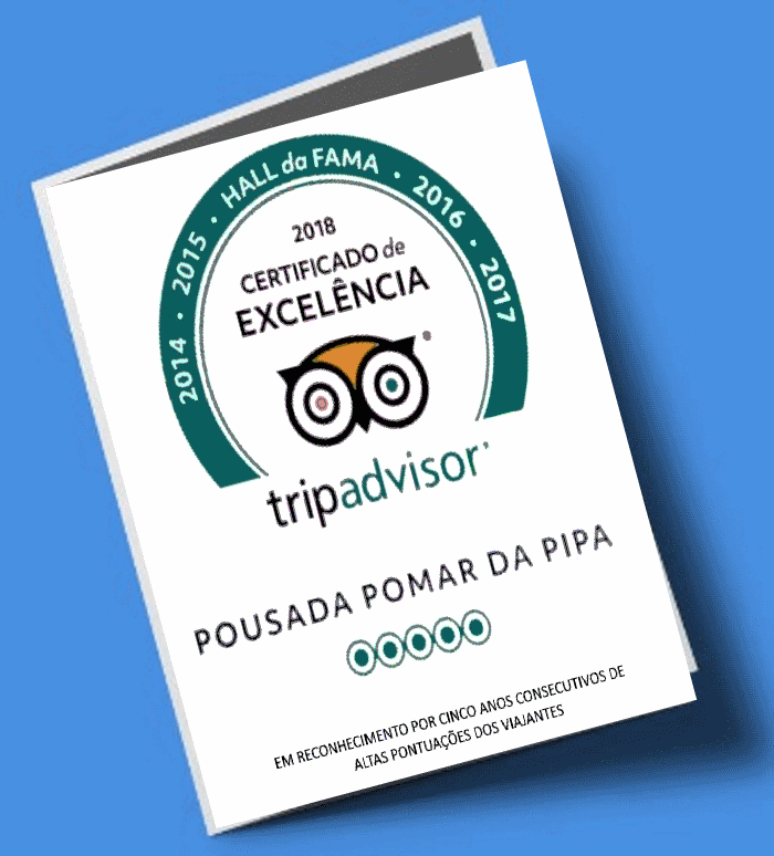 Nota Pomar em Pipa - Tripadvisor