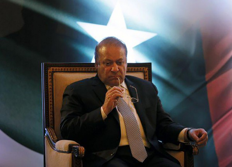 Pak Nawaz Sharif
