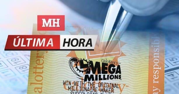 Mega Millions números ganadores sorteo millonario