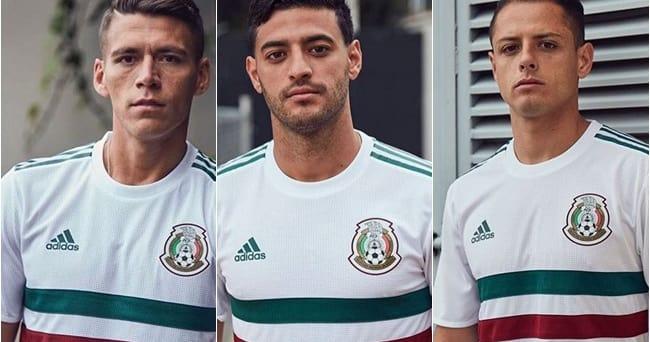 Nueva playera de la Selección Mexicana  5 datos interesantes 1d4b5597462fc