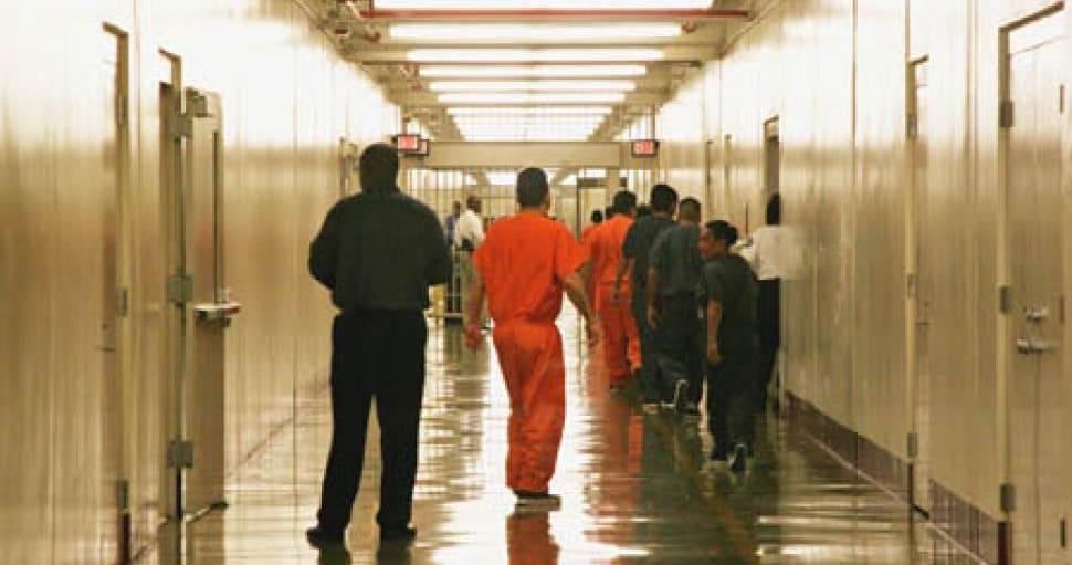 inmigrante escapó