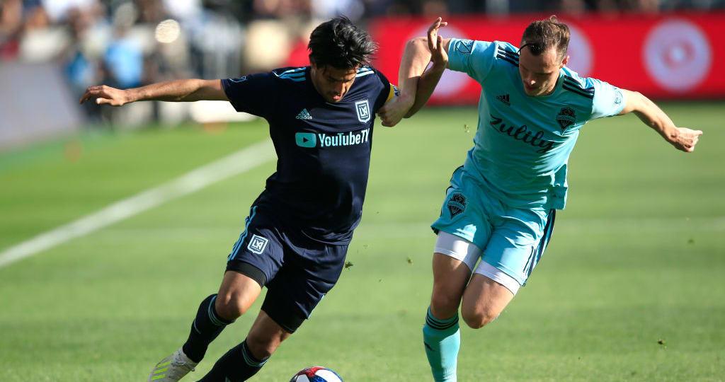 Carlos Vela Los Ángeles FC