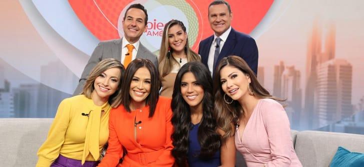 Tiroteo, Luz María Doria, Despierta América Karla Martínez Confirman que otra conductora de Despierta América tiene coronavirus