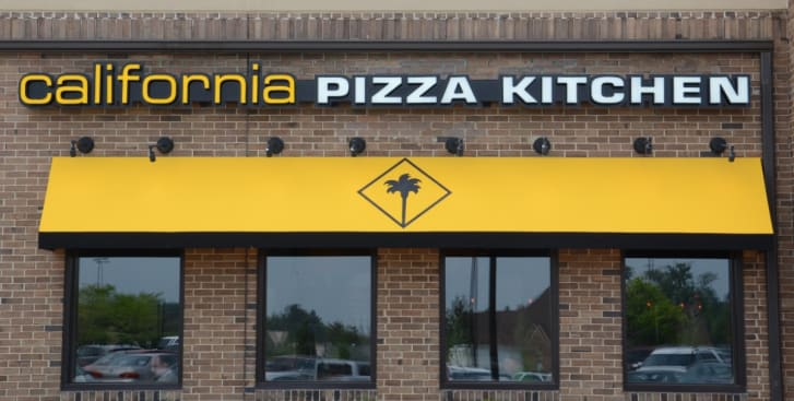 California Pizza Kitchen se declara en bancarrota a causa de la pandemia
