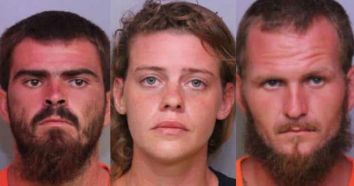 Masacre en Florida: arrestan a dos hermanos y una mujer
