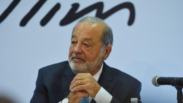 Carlos Slim de luto por muerte de su primo Jose Kuri a causa del coronavirus