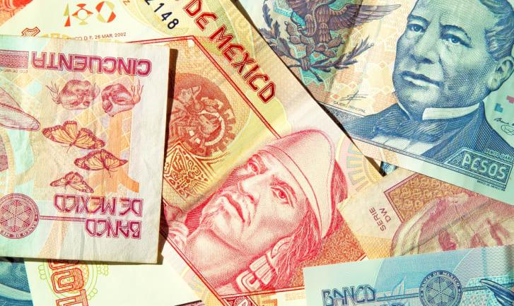 peso mexicano 6 agosto