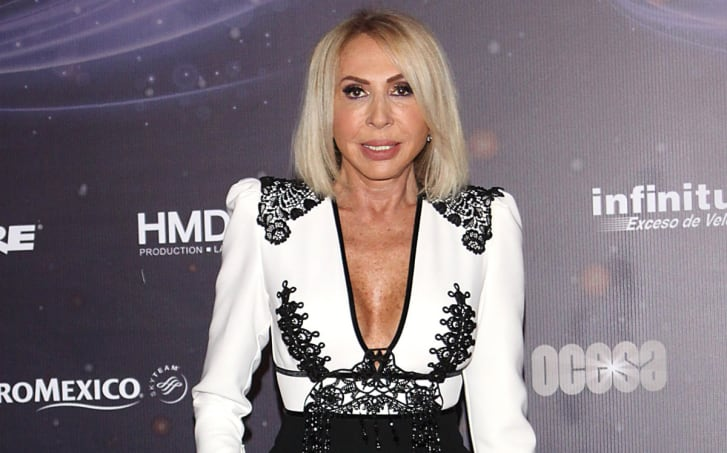 Aparece video de Laura Bozzo discutiendo con expareja y él no se queda callado (VIDEO)
