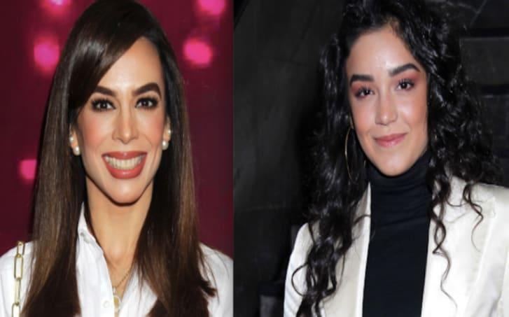 Ana Paula Capetillo, Biby Gaytán hijas, Alejandra Capetillo