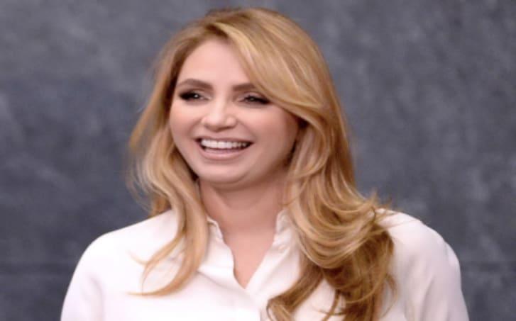 Angélica Rivera rostro