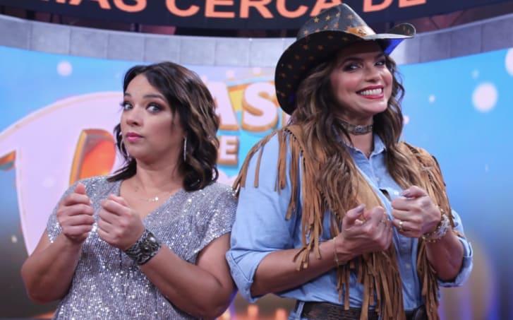 Adamari López, Rashel Díaz, Telemundo