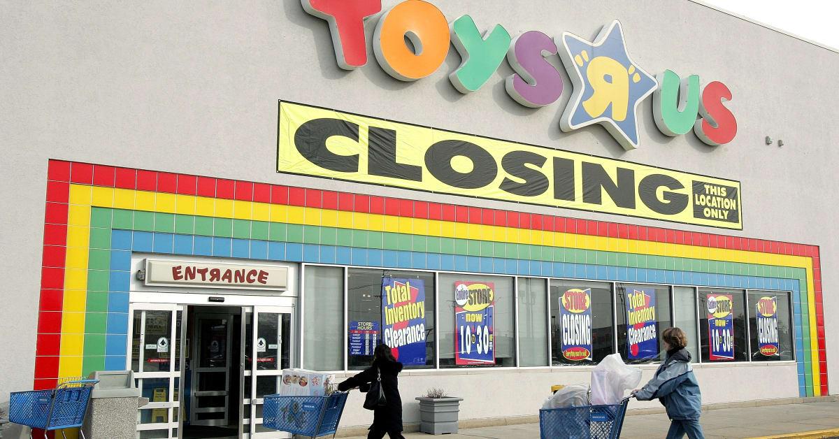 Toys R Us Cerrará 180 Tiendas Las Ventas Por Cierre Comienzan A