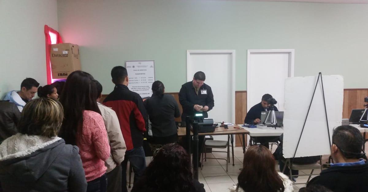 Consulado Mexicano Sobre Ruedas en Carolina del Sur   Mundo Hispanico