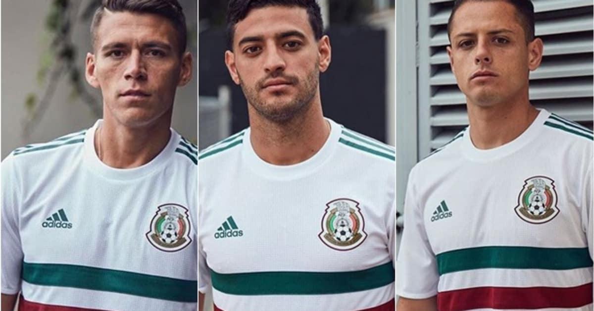 Nueva playera de la Selección Mexicana  5 datos interesantes e89072fd7ebf6