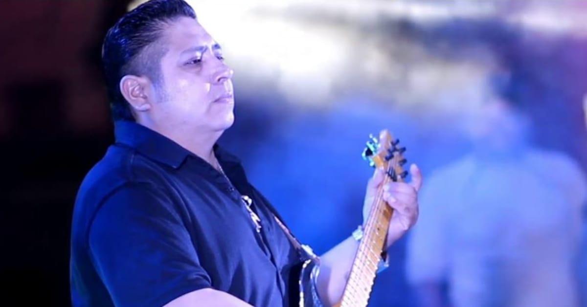 Muere guitarrista del grupo potosino Los Acosta