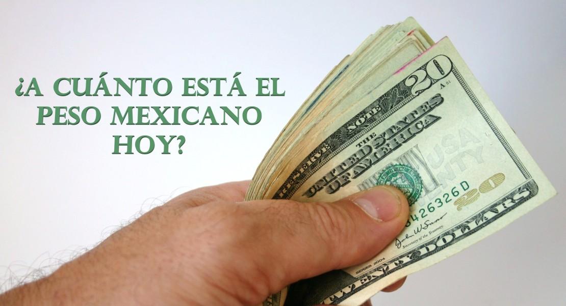 Peso mexicano 11 febrero 6 diciembre de septiembre dólar