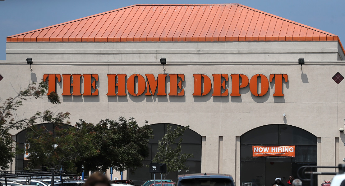 boicot a home depot ICE