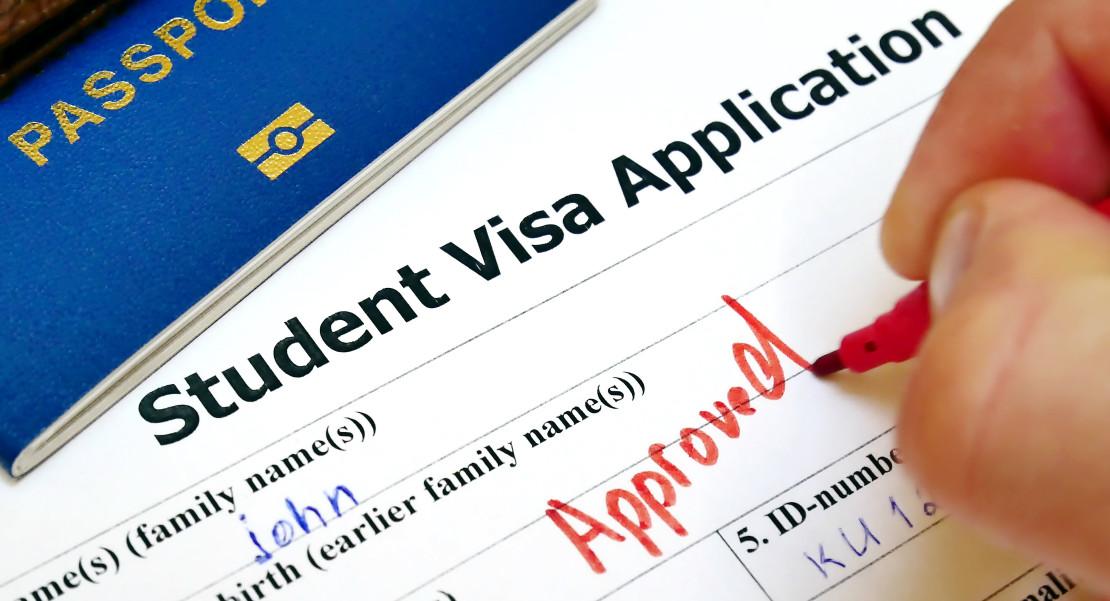 visa de estudiante