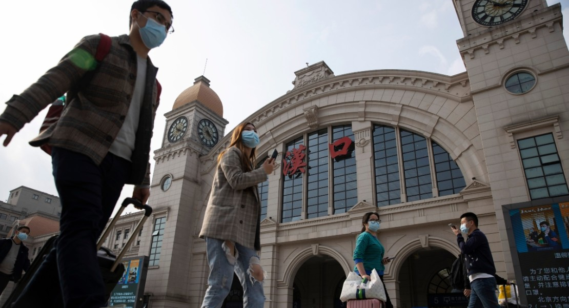 Wuhan levanta la cuarentena