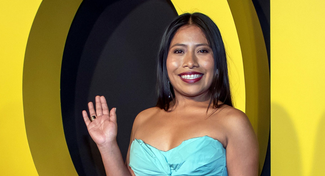 Novio Oscar 2019 Yalitza Aparicio