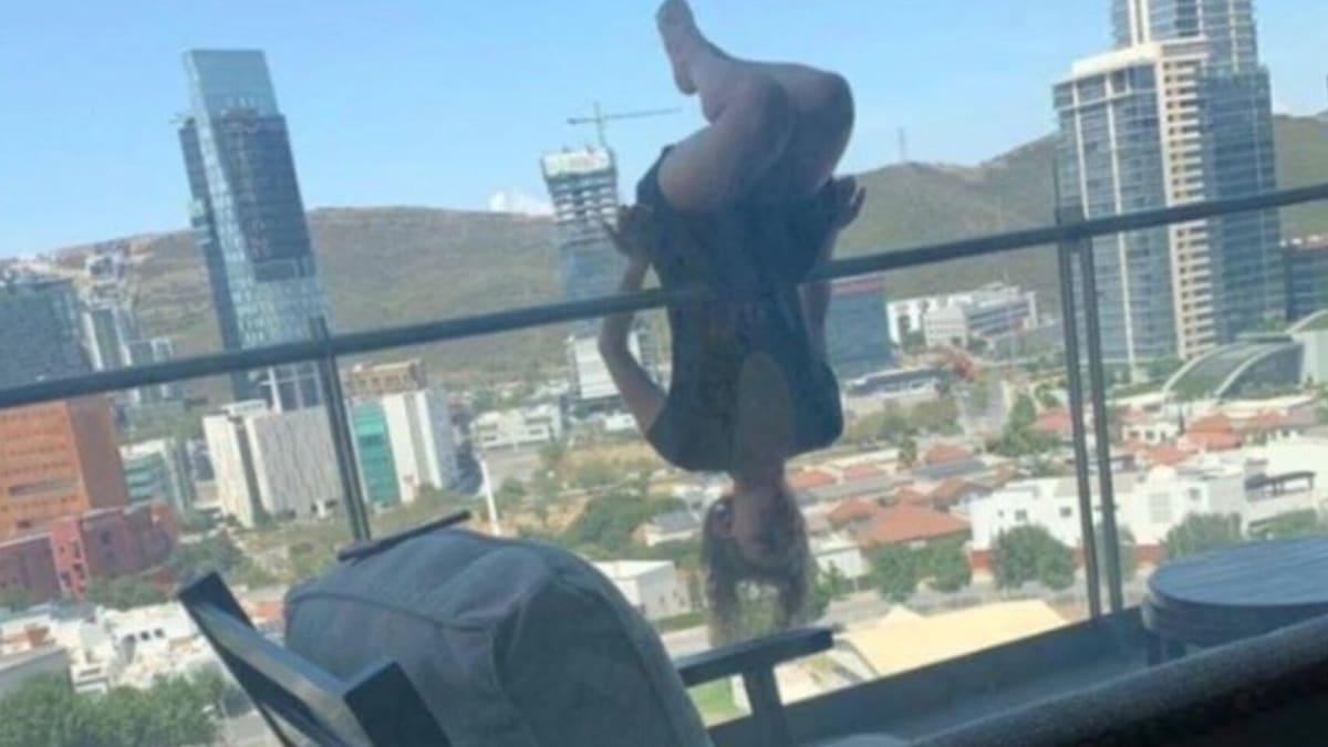 Mexicana Sobrevive Al Caer De Su Balcón Tras Prácticar